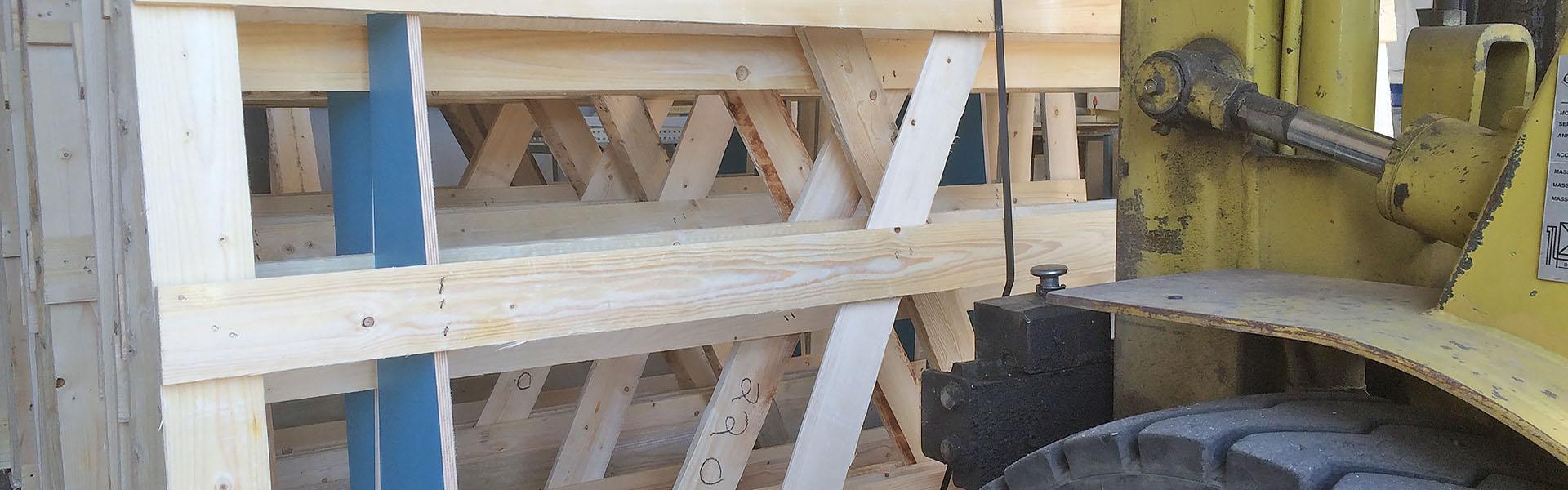 Puupakkaukset lasiteollisuuteen - Pirkanmaan Box Oy